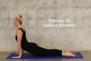 Yoga Therapy For Ailments